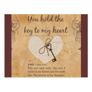 Heart Postcards & ...
