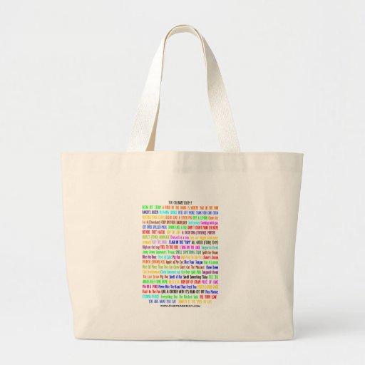 You idiom! tote bag