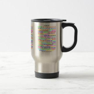 You idiom!, You idiom!, You idiom! 15 Oz Stainless Steel Travel Mug