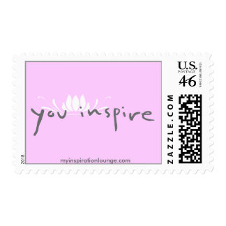 You Inspire Postage