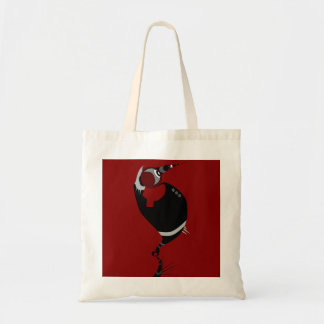 You Just Can't Put a Round Peg in a Square Hole! Tote Bag