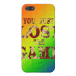 You just lost the game - Internet meme Cover For iPhone 5