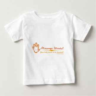 You Knead a Massage! Baby T-Shirt