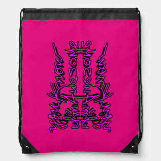 You Know I'm Awesome - subliminal string pack Drawstring Bag