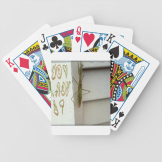 YOU KNOW IT BICYCLE PLAYING CARDS