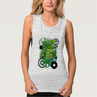 You Know You are From Michigan When - Customized Tank Top