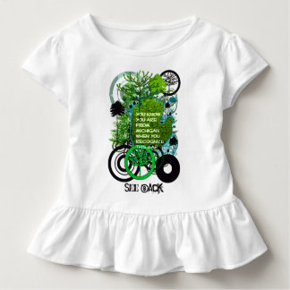 You Know You are From Michigan When - Customized Toddler T-shirt