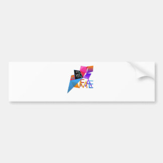 (You Know You Love This) FAME Bumper Sticker