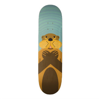 You Know You Otter Skate Deck