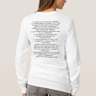 You know you've been a dispatcher too long whe... T-Shirt