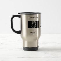 You Left Me MIA Thermo mug
