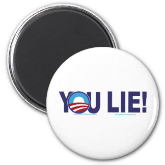YOU-LIE-ALONE-2 MAGNET
