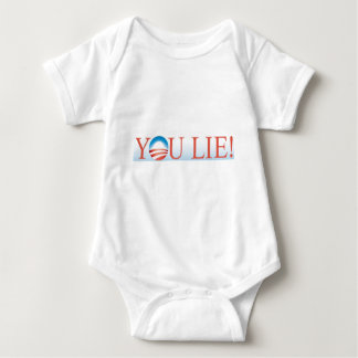 You Lie Baby Bodysuit