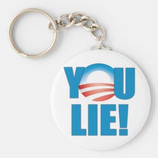 You Lie! Keychain