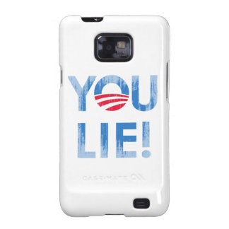 YOU LIE T-shirt Faded.png Galaxy SII Cases