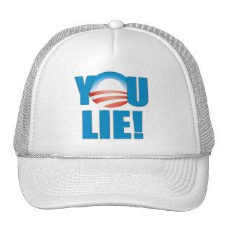 You Lie! Trucker Hats