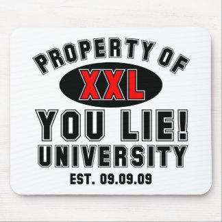 You Lie! University Mouse Pad
