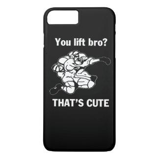 You lift bro? iPhone 8 plus/7 plus case