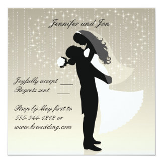 You Lift Me Up 5.25x5.25 Square Paper Invitation Card