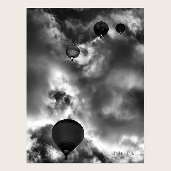 You Lift My Spirits, Fine Art Photograph Postcard