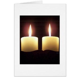 """""""You Light up My Life"""" Card"""