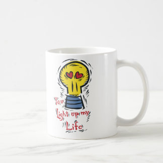 You Light Up My Life Coffee Mug