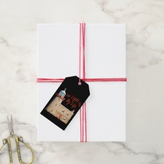 You Light Up My Life Gift Tags