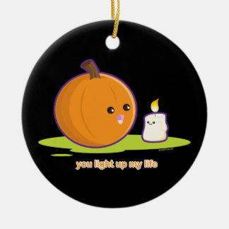 You Light Up My Life Ornament