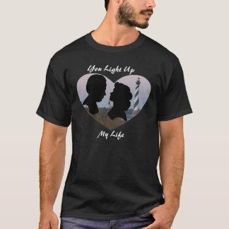 YOU LIGHT UP MY LIFE-T-SHIRT T-Shirt