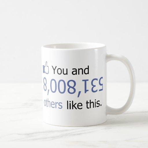 You Like 8008135 Thumbs Up Mug