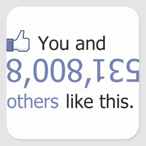 You Like 8008135 Thumbs Up Stickers