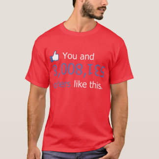 You Like 8008135 Thumbs Up T-Shirt
