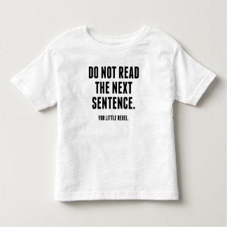 You Little Rebel Tee Shirts