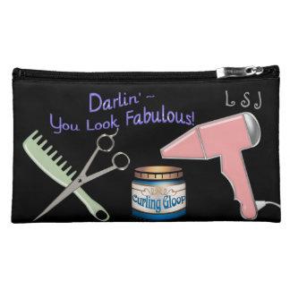 You Look Fabulous! - Monogrammed Cosmetic Bag