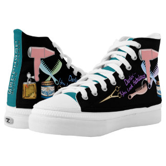 You Look Fabulous - Personalized High-Top Sneakers