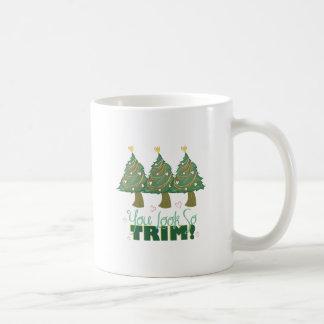 You Look Trim Coffee Mug