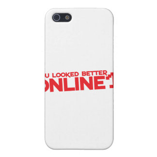 You looked better ONLINE iPhone SE/5/5s Case
