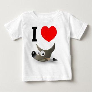 You love GIMP? Show it! Baby T-Shirt
