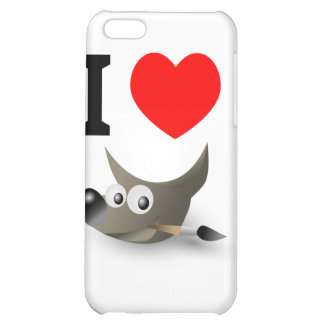 You love GIMP? Show it! iPhone 5C Cover