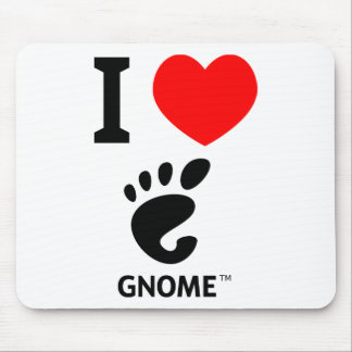 You love Gnome? Show it! Mouse Pad