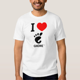 You love Gnome? Show it! T Shirt