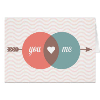 You Love Me Greeting Card