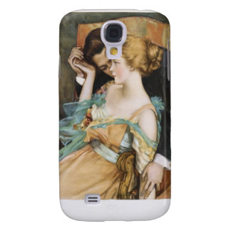 You Love to Touch Mary Greene Blumenschein Samsung Galaxy S4 Covers