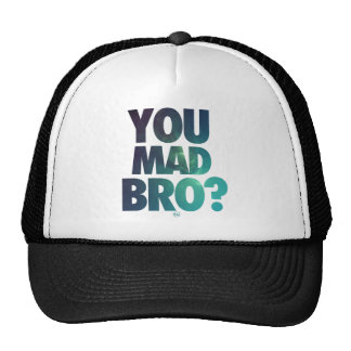 You Mad Bro (Galaxy 5) Mesh Hat