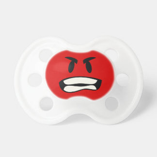 You mad bro? The rage emoji Pacifier