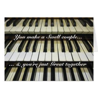 You make a Swell couple Card