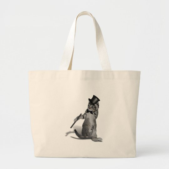 You make me feel like Dancing! Large Tote Bag