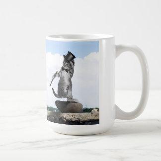 You make me feel like Dancing! Classic White Coffee Mug