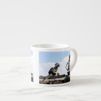 You make me feel like Dancing! 6 Oz Ceramic Espresso Cup