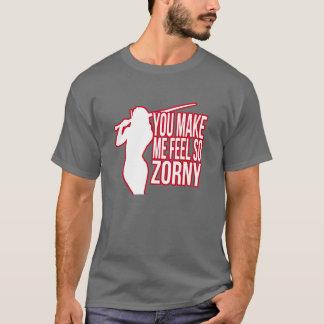 You Make Me Feel So Zorny - HEMA T-shirt (Dark)